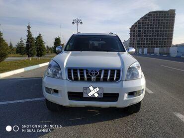 - Azərbaycan: Toyota Land Cruiser Prado 2.7 l. 2009   230000 km