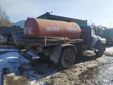 готовый бизнес общепит в Кыргызстан: Продам ассенизатор газ 53. Мощный насос. Усиленная бочка. Шланг 20