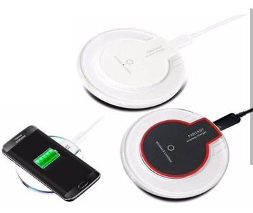Зарядные устройства в Баку: Fantasy wireless charger adapter. naqilsiz zaradka aparati. Nfc