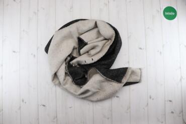 Жіночий шарф    Довжина: ≈170 см Ширина: 73 см  Стан: гарний, є катишк
