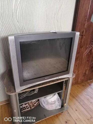 Электроника в Хырдалан: Tv sony. 50 manata.tv ilk cixan Sony firmasidi. Istiyene Ustunde tv