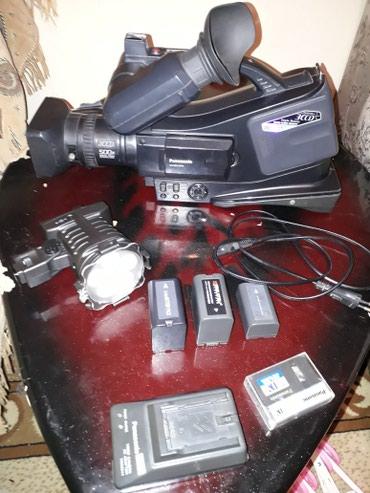 panasonik mdh1 - Azərbaycan: Panasonik MD10000 3das projektor adaptir qalopqa silen kamera az