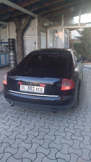 audi-a6-3-tdi в Кыргызстан: Audi A6 Allroad Quattro 3 л. 2002 | 1 км
