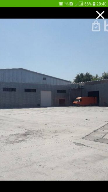 Новые современные склады в бишкеке общ.площадь 3200 м.кв, сдаем от 500