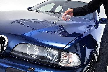 Тюнинг в Бишкек: Керамическое покрытие Mr. Fix 9H для кузова автомобиля +бесплатная