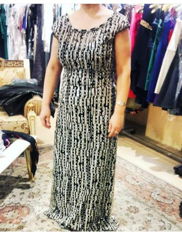 Bakı şəhərində Вечернее платье 38.40.42 размеры