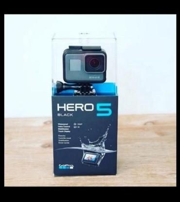 hero 3 камера в Азербайджан: Go pro hero 5 black 4k 30fps 2k 60fps практически новая