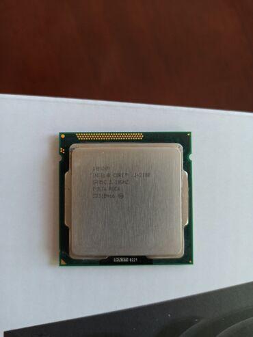 материнская плата сокет 1155 купить в Кыргызстан: Продаю процессор i3 2100. 1155 сокет
