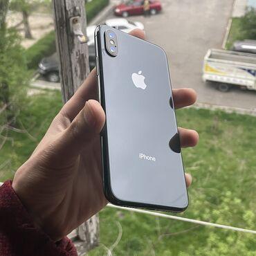 IPhone X | 64 ГБ | Черный | Б/У | Гарантия