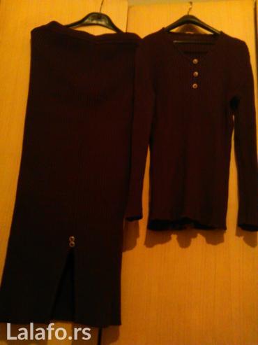 Komplet pamuk,trikotaza,može posebno bluza od - Vranje