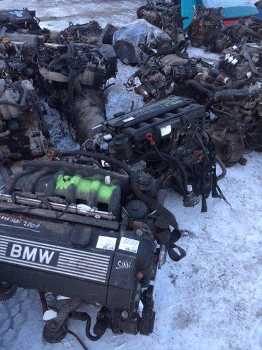 Продаю привозные двигатели на BMW в Бишкек