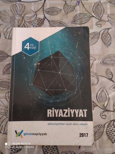 Riyaziyyat qayda kitabı güvən nəşriyyat