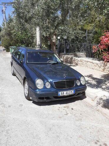 Mercedes-Benz E 270 2.7 l. 2003 | 380000 km