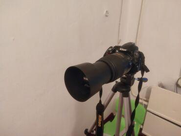 Фотоаппараты в Исфана: Продам фотоаппарат Nikon D3100 В комплекте: объектив кит 18-55