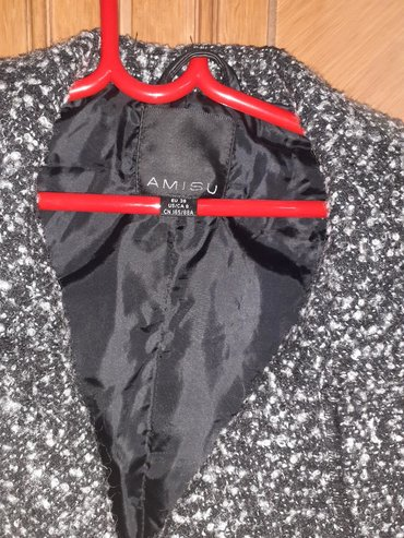 Amisu kaputic za prolece-jesen. prelep. nosen svega 5x. velicina