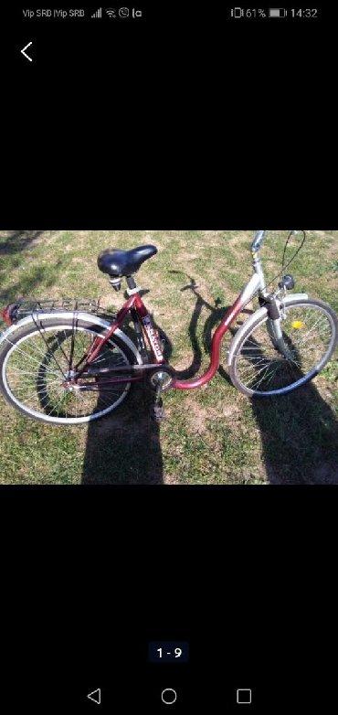 Bicikla nova alje za visoke žene