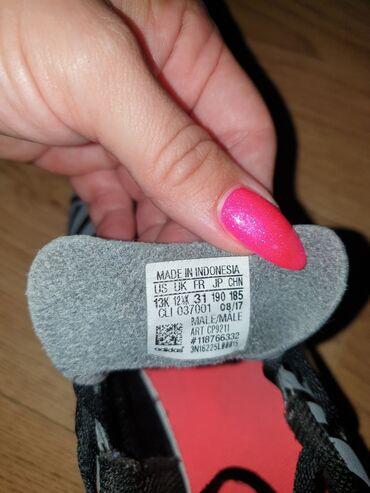 Adidas super s - Srbija: Decje adidas kopacke,br.31,ocuvane,u super stanju