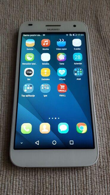 Mobilni telefoni - Sabac: CITAJ OPIS. Huawei G7 (Orginal Ekran). Orginal