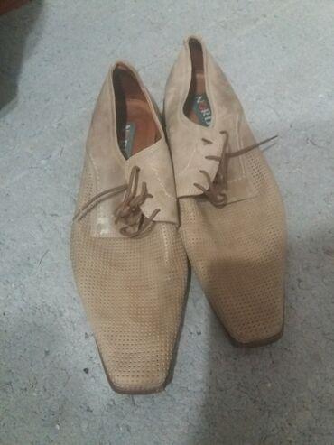 Туфли заграничные, фирмы NORD, б/у, отдевали несколько раз, размер