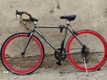 Спорт и хобби - Мыкан: Шасейный велосипед  Малел --- Корей  Размер колëс ---28 Диски --- Прат