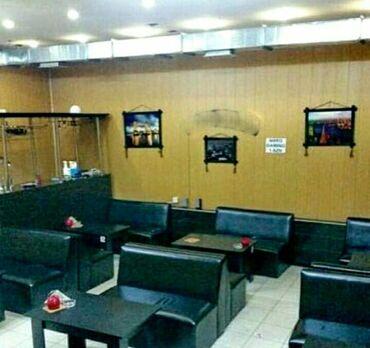 Kommersiya mülkiyyəti - Azərbaycan: Nerimanov rayonu montin ərazisi 1 zal 2 kabineti olan 85 kv çay evi