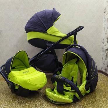 adamex barletta 3в1 в Кыргызстан: Польские детские коляски! Привозные б/у детские коляски! Коляски с