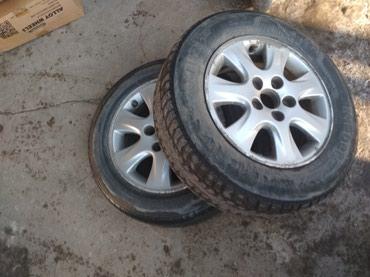 купить титановые диски на ниву в Кыргызстан: Титановые диски R15 на Камри 30 кузов комплект