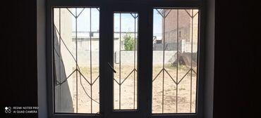 Дом и сад - Кок-Ой: Продаю б/у пластиковая окна + подоконник, размер 3