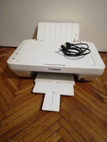 Skeneri | Srbija: Wifi štampac i skener ili fotokotpir aparat sa kertiridzima koji ne