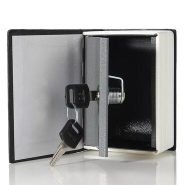 сумки средних размеров в Кыргызстан: Книга сейф+ бесплатная доставка по Кр цена: 2300 сом, номер: размер
