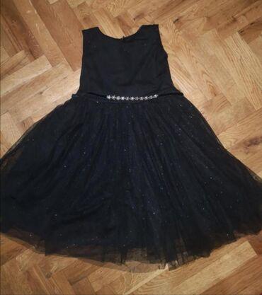 Svecana,raskosna haljina za devojcice,velicina 10-11,prelepa kao iz