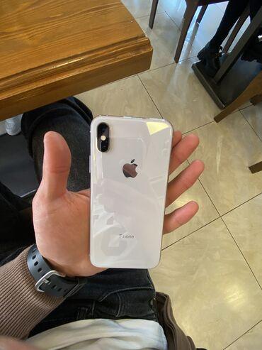 сколько стоит iphone в Кыргызстан: Б/У iPhone Xs 64 ГБ Белый
