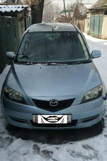 Транспорт в Кыргызстан: Mazda Demio 2004