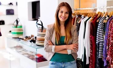 продавец консультант бишкек in Кыргызстан | ПРОДАВЦЫ-КОНСУЛЬТАНТЫ: Требуется продавец-консультант в магазин одежды. выход + % с продаж