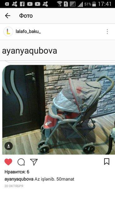Bakı şəhərində kalyaska
