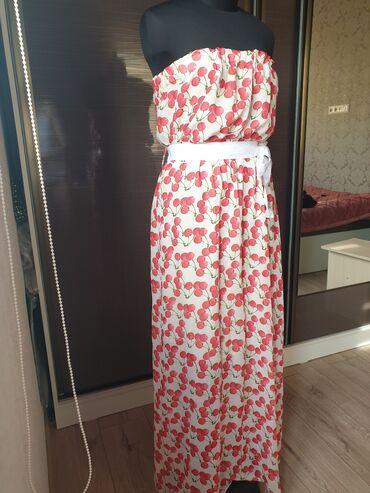 Платье новая, вишня куплена в Италии