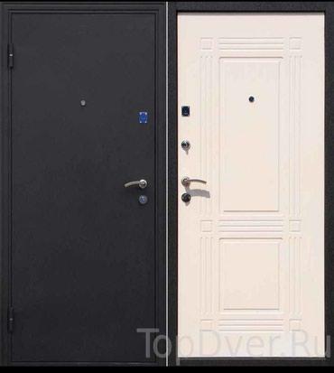 Бронированные двери Модель в Бишкек