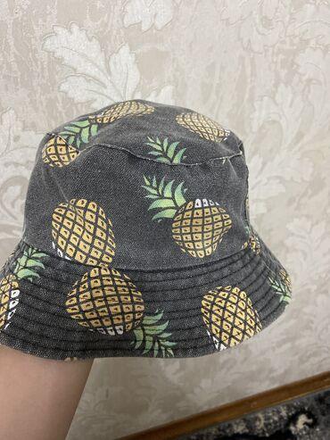Летняя шляпка  Для пляжа  200 сом