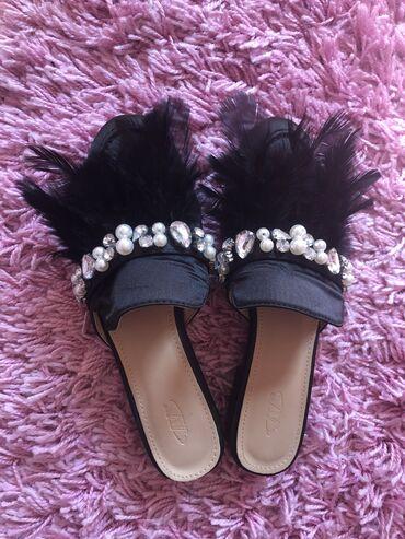 Papuce Sa percima 36
