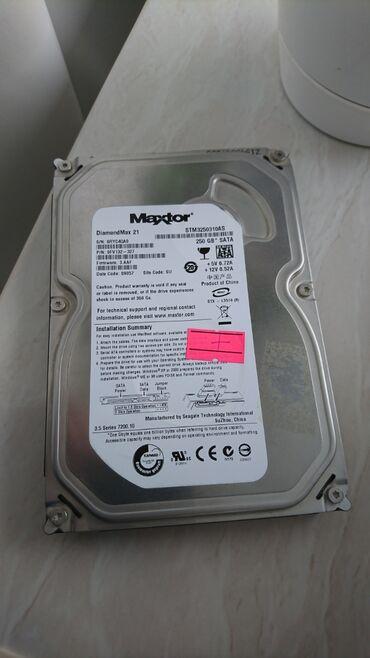 hard disc - Azərbaycan: 250 GB Hard Disk satılır