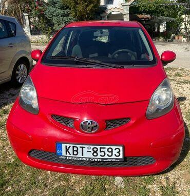 Toyota Aygo 1 l. 2007 | 185000 km
