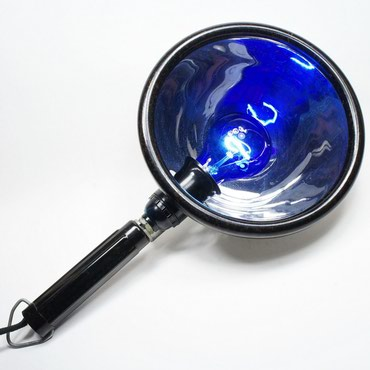 продажа лед ламп на авто в Кыргызстан: Рефлектор Минина(лампа Минина, «синяя лампа»)0(551)044035. —