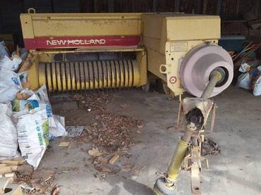 Продаю прессподборщик New Holland 920. Из Японии, состояние идеальное