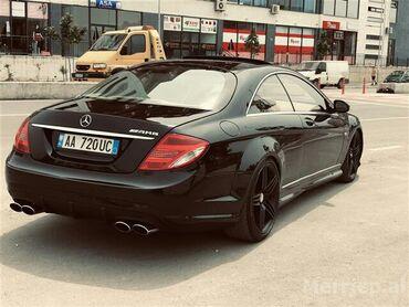 Mercedes-Benz CL 500 5 l. 2008 | 185000 km