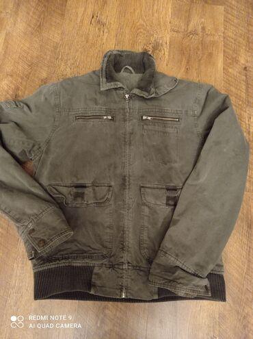 Куртка мужская дэми, размер 50/52, Турция,с подкладом, состояние и