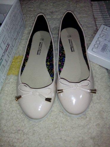Ženska obuća | Batocina: Polovna obuca 38 broj pitati za cene,baletanke 1000 imam i crne baleri