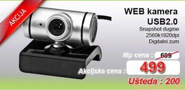 ED WEB kamera USB2.0 ED-87206  !!! SVI UREDJAJI U NASOJ PONUDI SU - Beograd