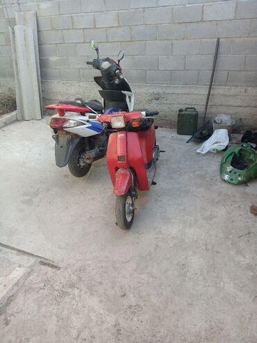 Suzuki - Кыргызстан: Продаю скутер Сузуки в хорошем состоянии