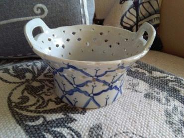 Korpica od porcelana,hand made germany,ko voli da uziva u neobicnim - Sombor