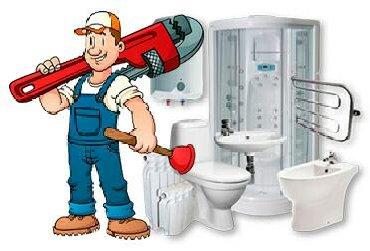 муж на час ремонт - Azərbaycan: Услуги сантехника: ремонт, монтаж, демонтаж аксессуаров; промывка